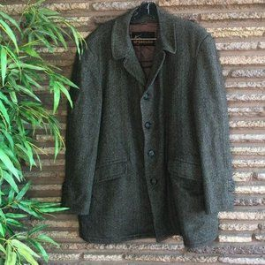 Vintage Tailored by McGregor Heavy Lined Overcoat